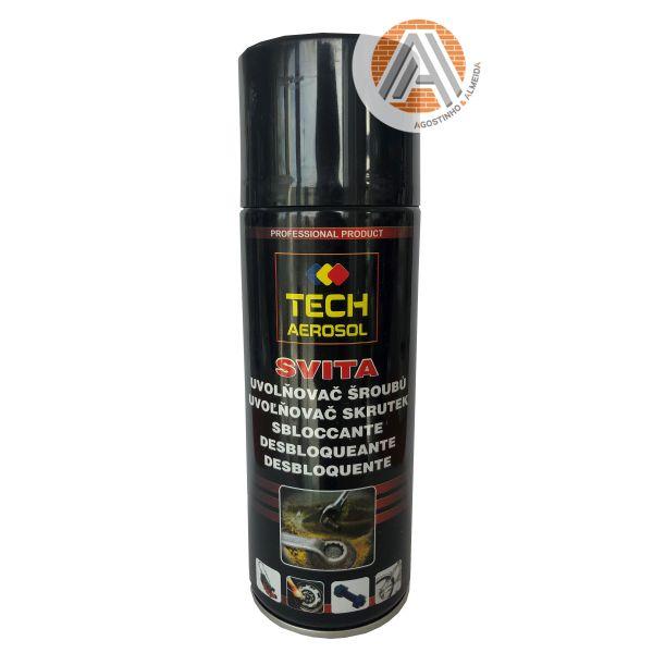 Spray Desbloqueador Antiferrugem