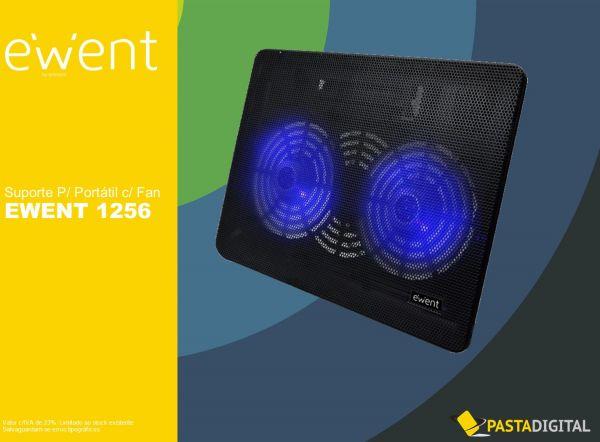 Base Refrigeradora Portátil  EWENT 1256