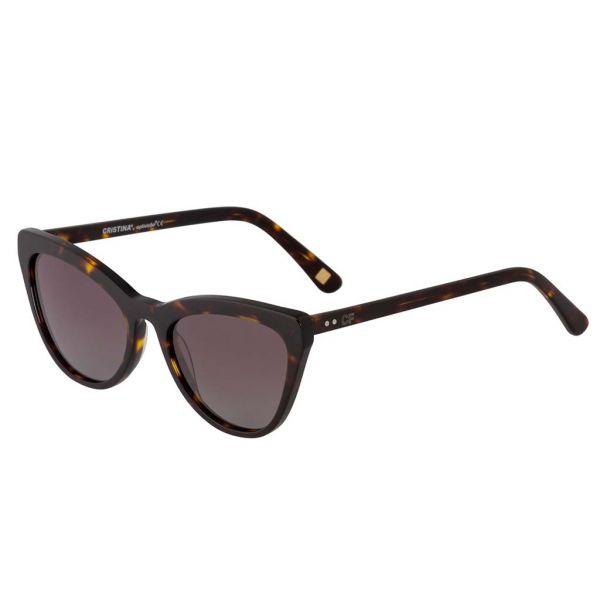Óculos de Sol Eyewer Collection CRISTINA CF 010 BROWN