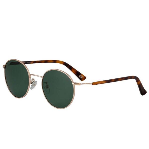 Óculos de Sol Eyewer Collection CRISTINA CF 012 GOLD GREEN