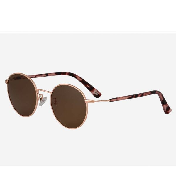 Óculos de Sol Eyewer Collection CRISTINA CF 012 ROSE GOLD BROWN
