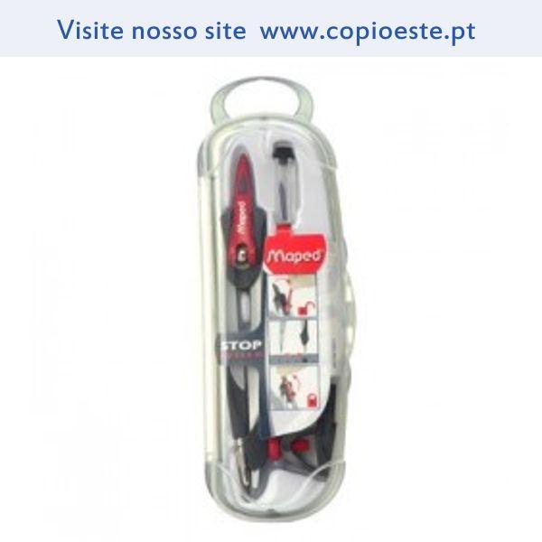 Compasso Maped Stop System 3 Pecas