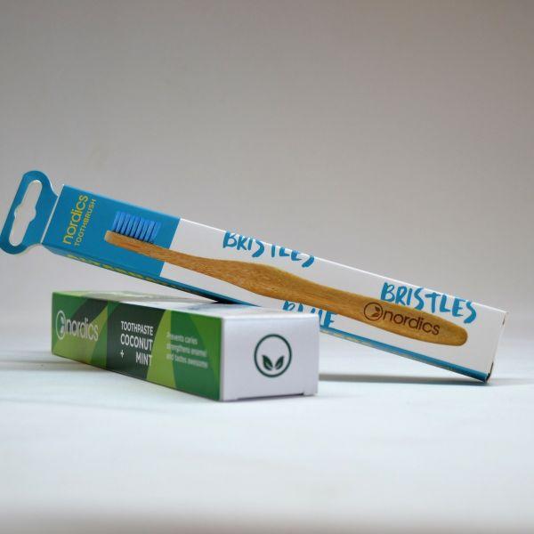 Nordics - Escova de dentes de bambu