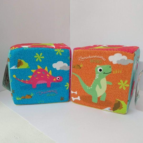 Cubo Infantil Mundo Dino