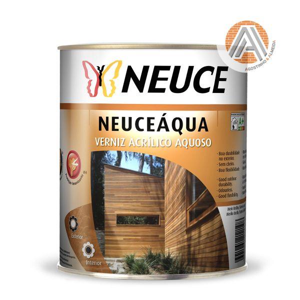 NEUCEÁQUA - Verniz Acrílico Aquoso